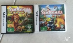 DS games including: Spongebob Drawn to Life, Pokemon