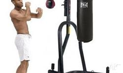 Heavy bag and speed bag stand (Similar to picture as