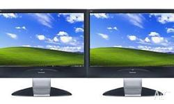 DUAL SCREEN SETUP ONLY $449! ACER VERITON DESKTOP WITH