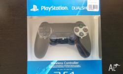 Selling a brand new PS4 controller. RRP of