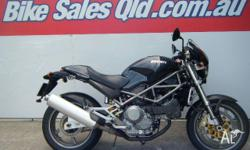 DUCATI, MONSTER S4, MY01, 2001, ROAD, 916cc, 74kW, 6