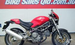 DUCATI,MONSTER S4,MY02,2002, ROAD, 916cc, 74kW, 6 SPEED