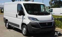 2015 Fiat Ducato Van, Short Wheel Base, Low Roof,