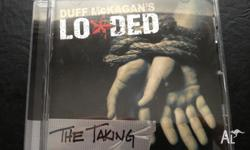Duff Mckagan?s Loaded: The taking 12 tracks Played