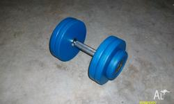 The Fitness Factory Fixed Dumbell is both Strong &