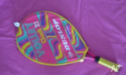 I have a Dunlop Volley Chick 21 tennis racquet and