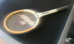 Dunlop Matchpoint Tennis Racquet not used for years.