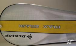 Dunlop Max Smash Tennis Racket In good used condition
