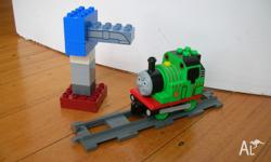 Duplo Percy set. Thomas the Tank Engine.