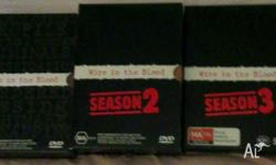 Hello For sale I have the DVD Box Sets of the TV Series