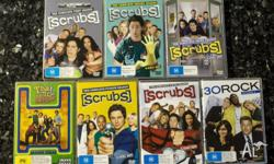 Scrubs Season 1 - *missing Disc#2 Scrubs Season 2