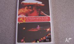 DVD Elton John To Russia With Elton Elton John in