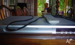 LG DVD Player In good working order.Had Very Little