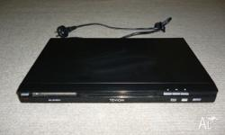 DVD Player. Tevion brand. In perfect condition. Selling