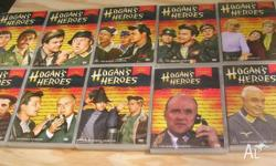 DVD's Hogan Heroes $7 ea or take all 10 for $50 from