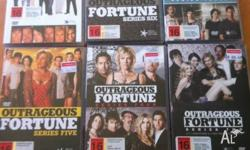 Outrageous Fortune series 1 - 6