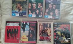 A collection of brand new mint condition (unsealed) TV