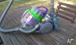 Dyson DC08 Radix Cyclone 12 Vacuum Cleaner in very good