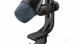 4 like new E904 microphones Selling at 650 for the