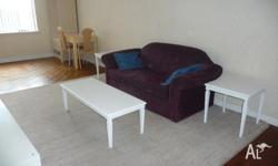 Furnished 1 bedroom unit in East Perth - close to WACA.