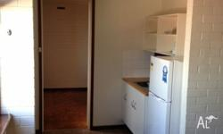 East Perth unit for rent,available now, clean and tidy,