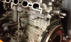 2NZ-FE ENGINE OUT OF TOYOTA ECHO NOT RUNNING NEEDS