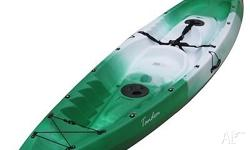 Selling my Eco Tandem Kayak (Green) due to lack of