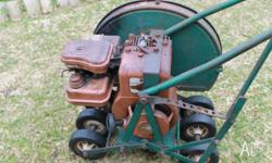 Am selling an Alroh lawn edger with a Briggs and