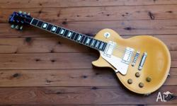 Much sought after Edwards Les Paul copy in a LEFTY.