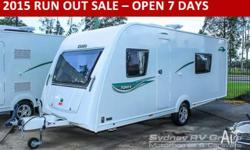 2015 RUN OUT SALE - FREE ANNEX OFFER WITH THIS VAN ONLY