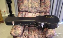 Epiphone ES-339 Semi-Hollow Electric Guitar Hard Case.