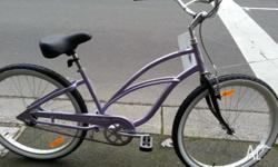 Electra top quality single speed beach cruiser. Can be