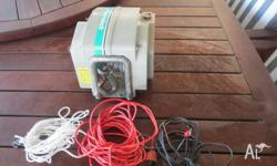Powerwinch 315 bought 18 months ago from withworths for