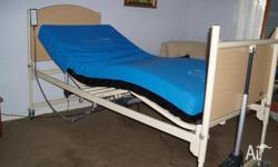 LINAK HBW074-053 electric Adjustable Bed. Heavy Duty