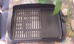 ELECTRIC SUNBEAM BBQ GRILL (LARGE SIZE) - ONLY EVER