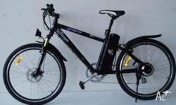 ELECTRIC BICYCLE BIKE Chituma Ranger MTB with lithium