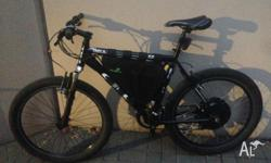 Great bike verry reliable and perfect for anyone living