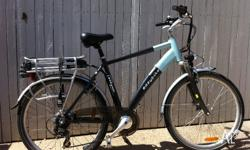 Easybike Easymax bike for sale. Powered by 36V lithium