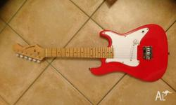 Brand New, electric guitar. Burwood brand. As seen in
