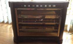 Electric 1200W heater in great condition. Make an