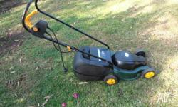 OZITO ELECTRIC LAWNMOWER LMW-101 MODEL 1100 WATT MOTOR
