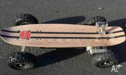 electric skateboard for sale! incrude Hand contol,