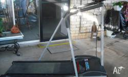 Elite Personal Trainer TM500 Electric Treadmill with