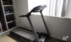 Treadmill in very good condition. 8 programmes ,8