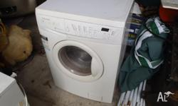 Used, 8 year old Electrolux 6.5 KG Front Load Washer