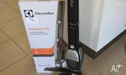 Cordless vacuum cleaner, comes complete with charge