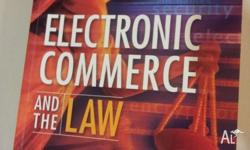 Electronic Commerce And The Law 2nd edtion author: