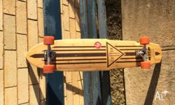 "Selling an Element ""The Cutter"" 44 inch longboard,"