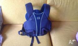 Elite Cruiser Baby Carrier for sale. Safely secure your