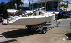 I have an Elliott 5.9 for sale, boat is in good